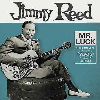 Jimmy Reed - Mr Luck: Complete Vee-Jay Singles [CD] USA import