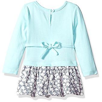Youngland Girls' Peuter Cute Animal Face Applique Dress met Knit Legging, G...