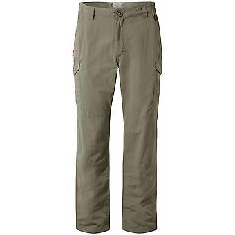 Craghoppers Mens NosiLife Cargo Pantalon Extra Long Leg