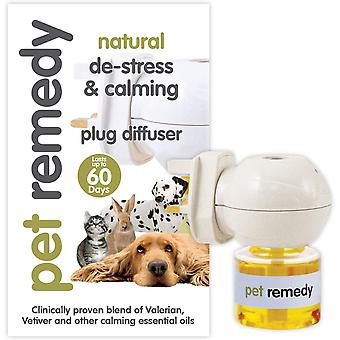 Pet Remedy Plug-in Calming Dyfuzor + butelka 40ml - Wtyczka UK