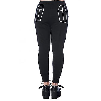 Interdit Apparel Coffin Harem Joggers
