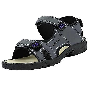 Men's Moza-X Lightweight Summer Casual Strapped Sandals