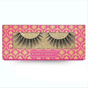 Pinky Goat 3D Silk Collection Handmade False Lashes - Noha - Premium Quality