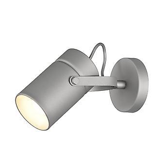 Reflektor 1L 1 x E27 Max 40W (nie w tym) Srebrny