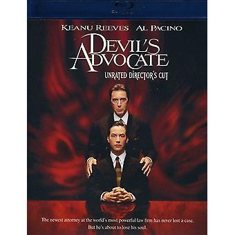 Devil's Advocate [BLU-RAY] USA import