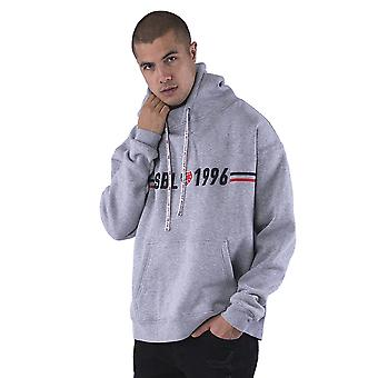 CAYLER & SONS Men's Hooded Sweater CSBL Insignia Box