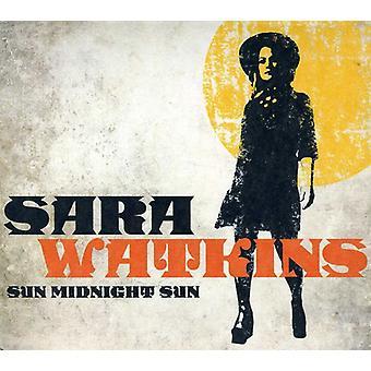 Sara Watkins - Sun Midnight Sun [CD] USA import