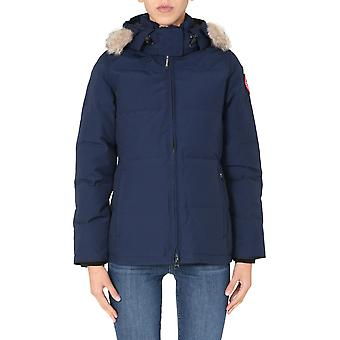 Canada Goose 3804l63 Women's Blue Nylon Outerwear Jacket