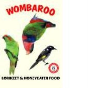 Wombaroo Lori/honingeters voedsel 9kg