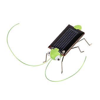 الطاقة الشمسية التعليمية التي تعمل بالطاقة جندب لعبة الروبوت المطلوب الأداة هدية اللعب لا بطاريات للأطفال