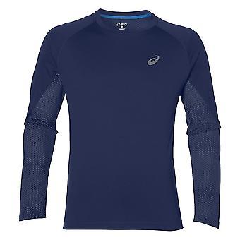 Asics Running Lite Show 141201BM8052 running all year men t-shirt