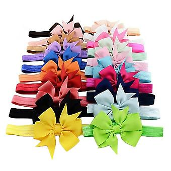 Headband Bowknot Baby Hair Accessories