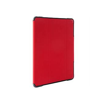 Stm Red Dux Plus Duo Ipad 7Th حالة الجيل