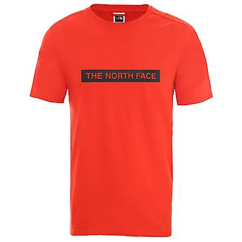 T-shirt The North Face S/S Light Tee Rouge