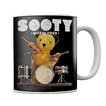 Sooty World Tour Drummer Becher