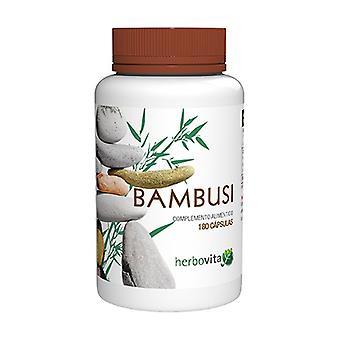 Bambusi 180 vegetable capsules