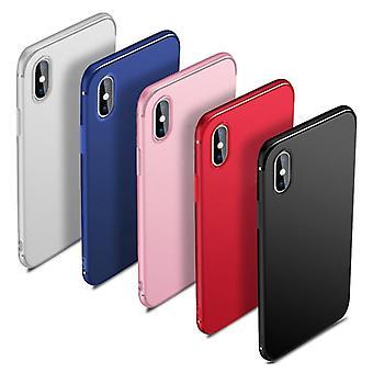 Luxusní matné měkké silikonové pouzdro pro iphone Xs Max