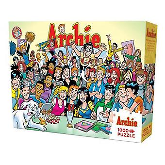 Cobble hill puzzle - the gang at pop's