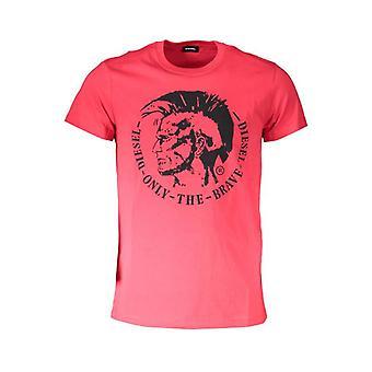 DIESEL T-shirt Short sleeves Men SQXC T-DIEGO