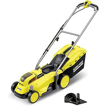 Krcher 14444000 Lmo 18-33 Cordless Battery Lawn Mower (Machine Only), 18 V