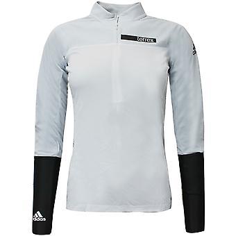 Adidas Naisten Terrex Pitkähihainen Climachill Top Training Juoksu AX8262