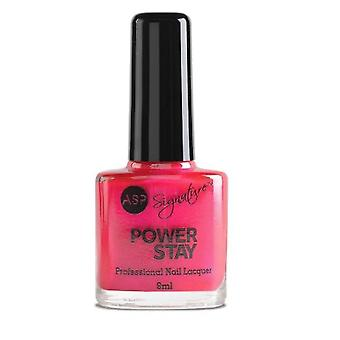 ASP Power Stay Professional Nail Lacquer - Hollywood Rose
