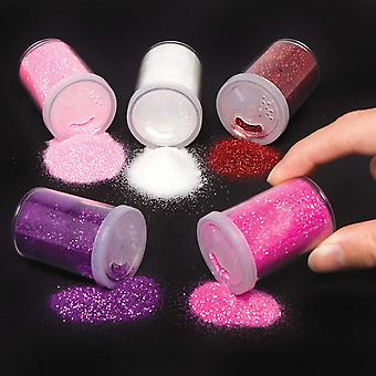 Baker ross glitter shakers, perfect for children to decorate and personalise cards, decorations and