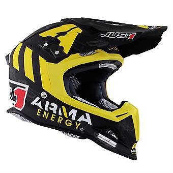 Just 1 J12 Carbon MX Helmet Arma Energy Carbon Matt