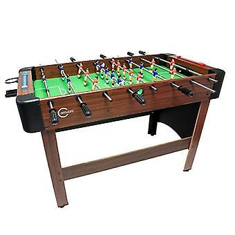 Stolný futbal - 22 hráčov - 125x61x80 cm - s abacus a cupholders