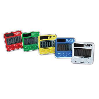 Lernvorteil Dual Power Timer, Set von 5