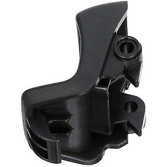Keskikonsolin salvan lukitus sopii Mazdalle (musta)