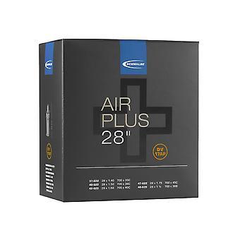 """Schwalbe DV 17AP (Air Plus) Cykel Tube // 28"""" (37/47-622/635)"""