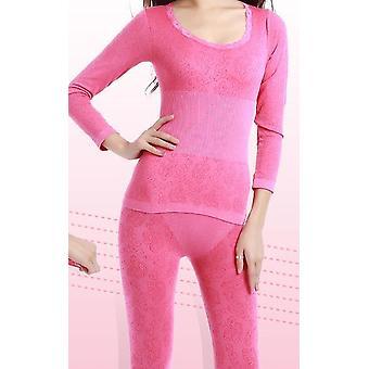 المنزل مشروط ملابس النوم الخصر سليم سلس الجمال العناية الملابس الحرارية الملابس الداخلية