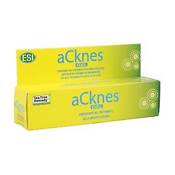Acknes Tea Tree Gel 25 ml of gel