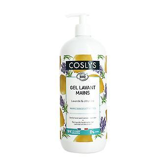 Lavender and lemon hand washing gel 1 L of gel (Lemon - Lavender)