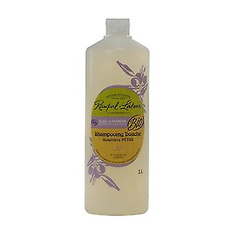 Shampoo and Bath Gel with Olive and Lavender 1 L