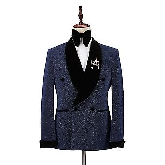 Lapel Wedding Party Singer Costume