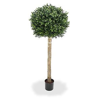 Keinotekoinen laatikkopuupallo tavaratilassa 110 cm UV-todiste