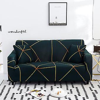 Non-slip Stretch Slipcover, Sectional Couch Cover