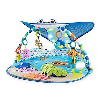Disney baby finding nemo mr ray ocean lights activity playgym