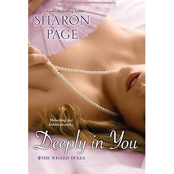 Deeply in You by Sharon Page - 9781617730924 Book