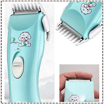 Baby Hair Trimmer, Electric Hair Clipper Usb Baby Shaver, Remover Cutting Hair