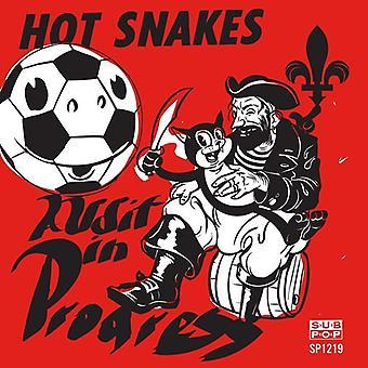 Importación de serpientes calientes - auditoría en curso [CD] Estados Unidos