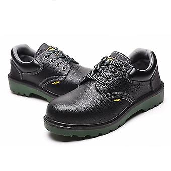 Work Safety Shoes Woman And Men Be Applicable Outdoor Steel Toe