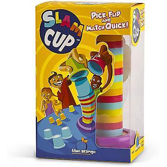 Blue orange - slam cup match game