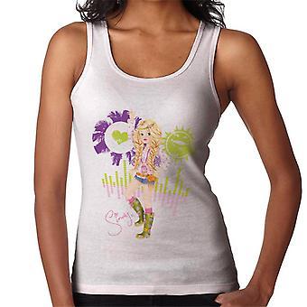 Sindy Love Heart Women's Vest