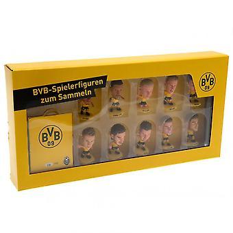Borussia Dortmund SoccerStarz Team Football Figurine Set (Pack of 10)