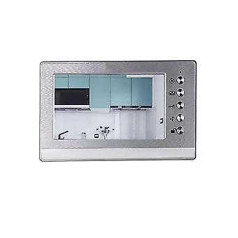 7 Inch Video Door Phone Intercom System Doorbell Camera