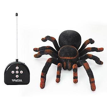 لRC العنكبوت واقعية الأشعة تحت الحمراء RC الرتيلاء الحيوان مع الإضاءة التحكم عن بعد | RC الحيوانات WS10301