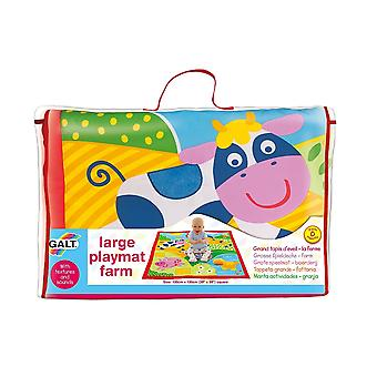 Galt Toys - Large Farm Playmat